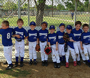 community little league